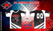 A3 Custom Uniform Design Option 35