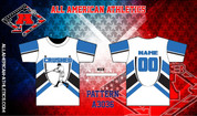 A3 Custom Uniform Design Option 36