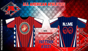 A3 Custom Uniform Design Option 37