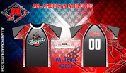 A3 Custom Uniform Design Option 38
