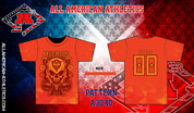 A3 Custom Uniform Design Option 40