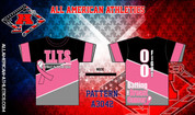 A3 Custom Uniform Design Option 42