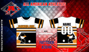 A3 Custom Uniform Design Option 46