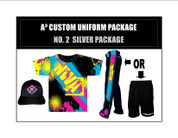 A3 Custom Uniform Package 2 Silver