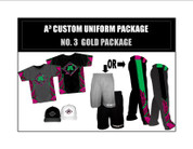 A3 Custom Uniform Package 3 Gold