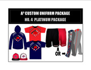 A3 Custom Uniform Package 4 Platinum