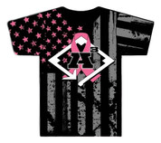 A3 Breast Cancer Awareness Jersey- Short Sleeve