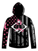 A3 Breast Cancer Awareness Hoodie