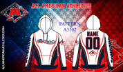 A3 Custom Uniform Design Option 102