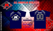 A3 Custom Uniform Design Option 105