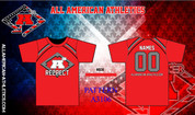 A3 Custom Uniform Design Option 106