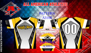 A3 Custom Uniform Design Option 108