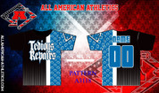 A3 Custom Uniform Design Option 118