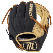 "Marucci 2018 R225 Series 11.25"" Youth Baseball Glove - Black/Mesa - MFGRS1125SP"