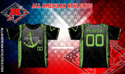A3 Custom Uniform Design Option 123