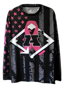 A3 Breast Cancer Awareness Jersey- Long Sleeve