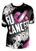 A3 FU** Cancer Jersey- Short Sleeve