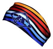 A3 Sub Dyed Headband -Multi Stripe