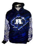 A3/Legends Poly Hoodie -Royal