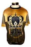 It's Good To Be King Jersey - Gold