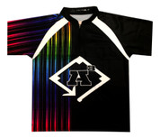 A3 PRIDE 1/4 ZIP PULLOVER - Short Sleeve