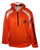 A3 Player Pullover Long Sleeve- Orange
