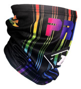Pride Face Neck Gaiter  - Black