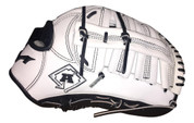 A3/Monsta Athletics Exclusive Infield/Outfield Glove - White 13""