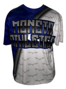 Monsta Jersey - Royal