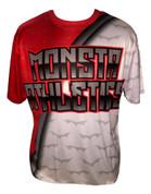 Monsta Jersey - Red