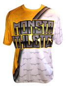 Monsta Jersey - Yellow