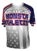 Monsta Flag Jersey