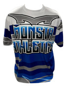 Monsta Athletics Bomb Jersey - Royal