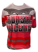 Monsta Athletics Bomb Jersey - Pink