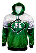 A3 HONEYCOMB HOODIE - GREEN