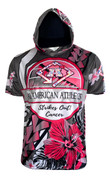 A3 Strike Out Cancer Jersey - Hoodie