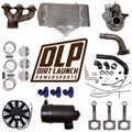 Dirt Launch Powersports Stage 2 Turbo Kit:  Yamaha YXZ1000R 2016-2018