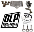 Dirt Launch Powersports Stage 1 Turbo Kit: Yamaha YXZ1000R 2016-2018