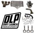 Dirt Launch Powersports Stage 1 Turbo Kit: Yamaha YXZ1000R 2016-2018