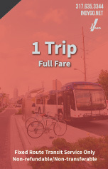 One Trip - Full Fare