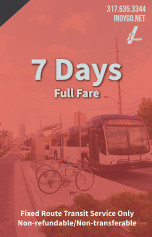 7 Days - Full Fare