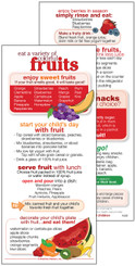 Preschool Fruits