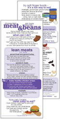 Preschool Meat & Beans