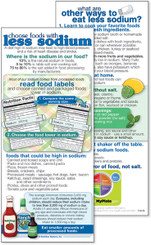 MyPlate - Less Sodium