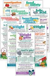Set of Pregnancy Nutrition Cards