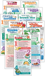 Set of WIC Food cards