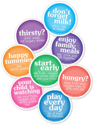 Mom Messages - Magnets