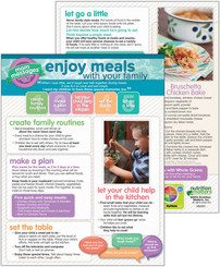 Enjoy Meals with your Family