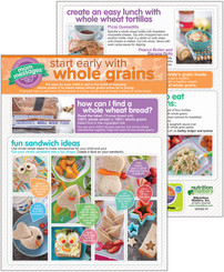Start Early with Whole Grains