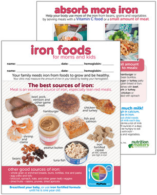 Iron Rich Foods List In Spanish